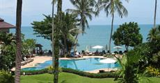 Aloha Resort, Ko Samui, Woodlands Hotel, Pattaya, Bangkok Palace Hotel, Bangkok