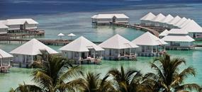 Diamonds Athuruga, Maledivy-jižní ari atol - Beach Bungalow