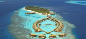 Lily Beach Resort & Spa, Maledivy-jižní Ari atol - Deluxe Water Villa