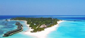 Kuredu Island Resort, Maledivy-Lhaviyani atol - Sangu Water Villa