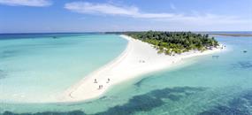 Holiday Island, jižní Ari atol - Superior Beach Bungalow