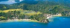 Coco Beach Resort ekoresort, Filipíny-Mindoro - deluxe bungalov