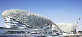 The Yas Viceroy Hotel, Abu Dhabi