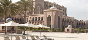 Emirates Palace, Abú Dhábí