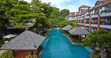 Woodlands Hotel, Pattaya, Bangkok Palace Hotel, Bangkok