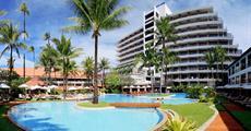 Patong Beach Hotel, Phuket, Bangkok Palace Hotel, Bangkok