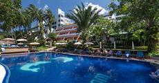 Phuket Ocean Resort, Phuket, Bangkok Palace Hotel, Bangkok