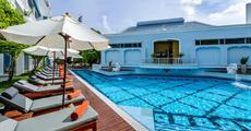 Andaman Seaview Hotel, Phuket, Bangkok Palace Hotel, Bangkok