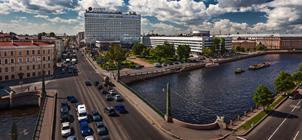 Eurovíkend v Petrohradě ***