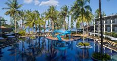 Sunwing Bangtao Beach, Phuket, Bangkok Palace Hotel, Bangkok
