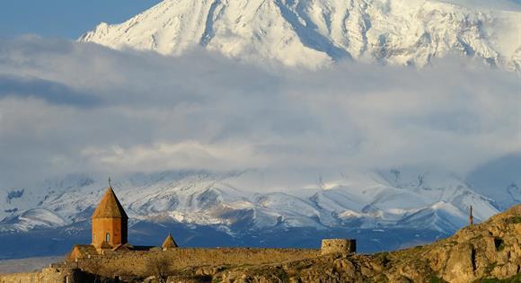 Za krásami Kavkazu (Ázerbajdžán - Gruzie - Arménie)