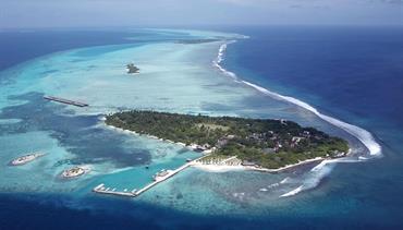 Adaaran Hudhuranfushi Resort, Maledivy-severní malé Atol - Garden Villa