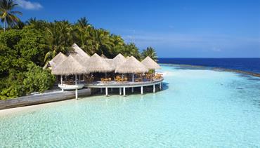 Baros Resort, Maledivy-severní Malé atol - Deluxe Villa