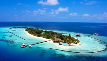 Komandoo Resort, Lhavyiani atol - Beach Villa