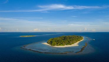 Royal Island Resort, Maledivy-Baa atol - Beach Villa