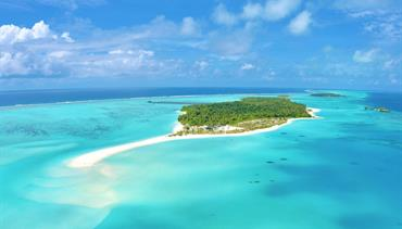 Sun Island Resort, Maledivy-jižní Ari atol - Superior Beach Bungalow