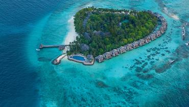 Vivanta Coral Reef by TAJ, Maledivy severní malé atol - Water Villa