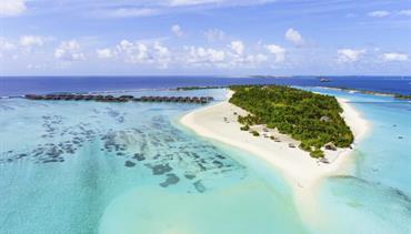 Paradise Island, Maledivy-severní Malé atol - Water Villa