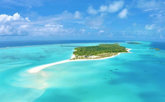 Sun Island Resort, Maledivy-jižní Ari atol - Water Villa