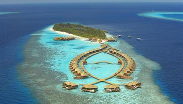 Lily Beach Resort & Spa, Maledivy-jižní Ari atol - Beach Villa
