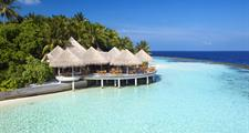 Baros Resort, Maledivy-severní Malé atol - Water Villa *****