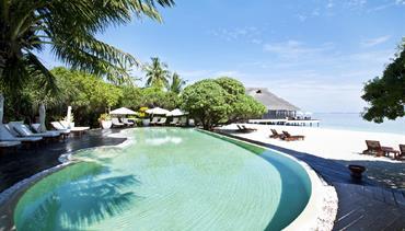 Adaaran Meedhupparu Resort - Beach Villa