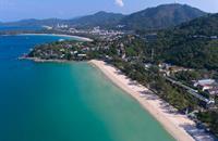 Katathani Resort, Phuket - pláž Kata, Bangkok Palace Hotel, Bangkok **