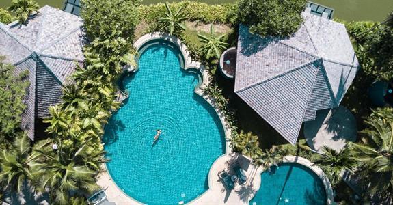 Peace Laguna Resort & Spa, Krabi - pláž Ao Nang, Bangkok Palace Hotel, Bangkok