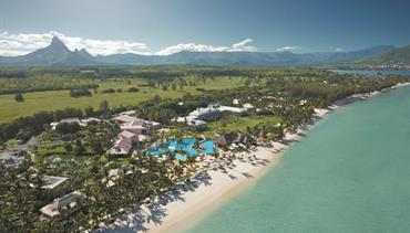 Hotel Sugar Beach, Mauritius-západní pobřeží