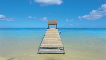 Beachcomber Trou Aux Biches, Mauritius, severozáp. pobř.