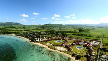 Hotel Tamassa by Lux, Mauritius-jižní pobř.