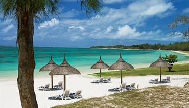 Emeraude Beach, Mauritius-východní.pobřeží