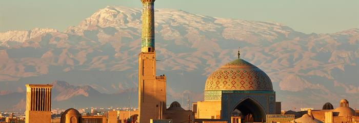 Írán – do nitra mocné Persie