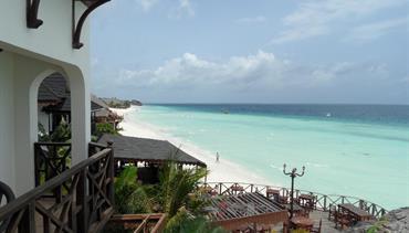 Langi Langi Bungalows, Zanzibar - severní pobřeží