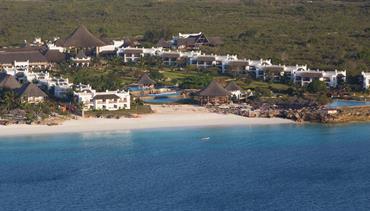The Royal Zanzibar, Zanzibar-severní pobřeží