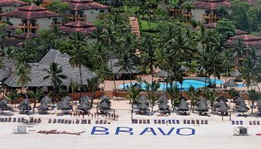 VOI Kiwengwa Resort, Zanzibar jihov.pobřeží