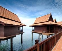 Berjaya Langkawi Beach Resort, Langkawi - pláž Burau Bay