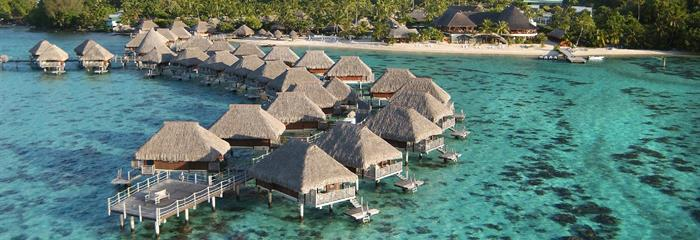 Hilton Moorea Lagoon Resort, Moorea, Intercontinental Resort Tahiti