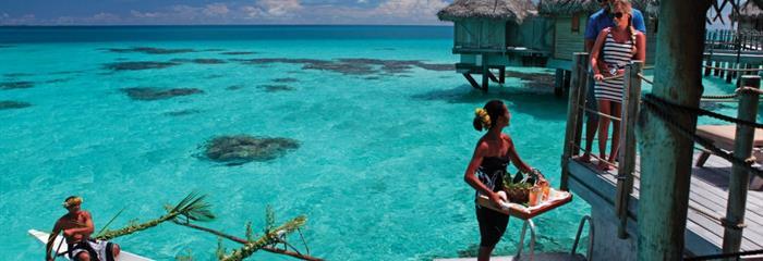 Tikehau Pearl Beach Resort, Tikehau, Intercontinental Resort Tahiti