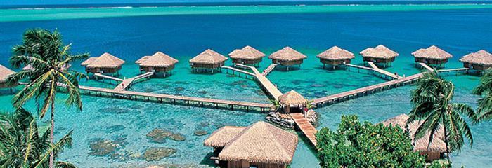 Royal Huahine Resort, Huahine, Manava Suite Resort, Tahiti