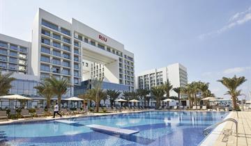 Hotel RIU Dubaj