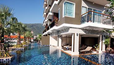 Andakira Hotel, Phuket