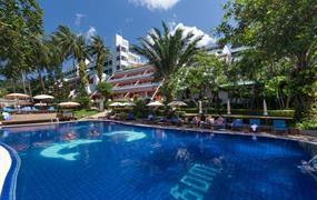 Phuket Ocean Resort, Phuket - pláž Karon
