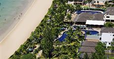 Kamala Beach Sunprime Resort, Phuket - pláž Kamala