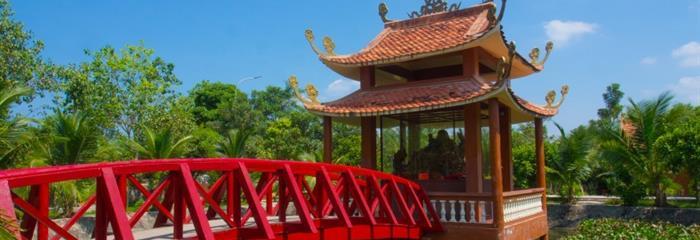 Proti proudu Mekongu
