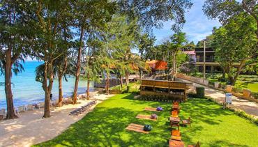 Samed Hideaway Resort, Ko Samet - pláž Ao Klang, Bangkok Palace Hotel, Bangkok