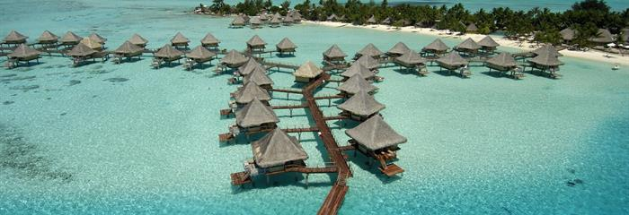 Intercontinental Le Moana, Bora Bora, Intercontinental Resort Tahiti
