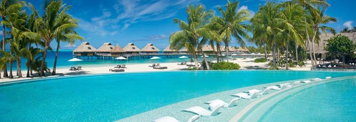 Conrad Bora Bora Nui, Bora Bora, Intercontinental Resort Tahiti