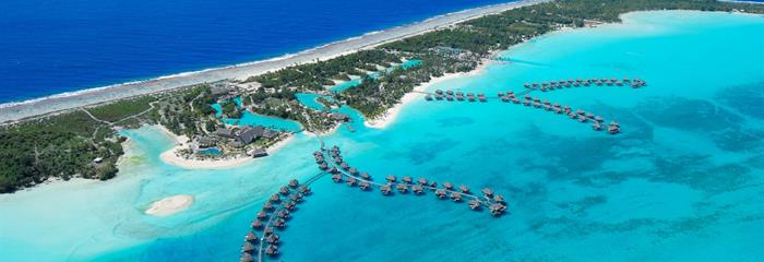 Four Seasons Bora Bora Resort, Bora Bora, Intercontinental Resort Tahiti