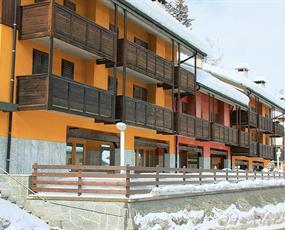 Priv. apartmány Santa Caterina